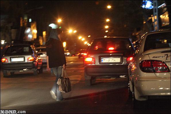 زنان خیابانی و خیابانهای بالای شهر