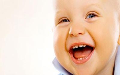 دندان کودک،رویش دندان کودک