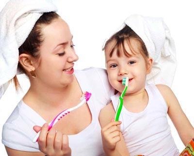 دندان درد در کودکان،پوسیدگی دندان در کودکان