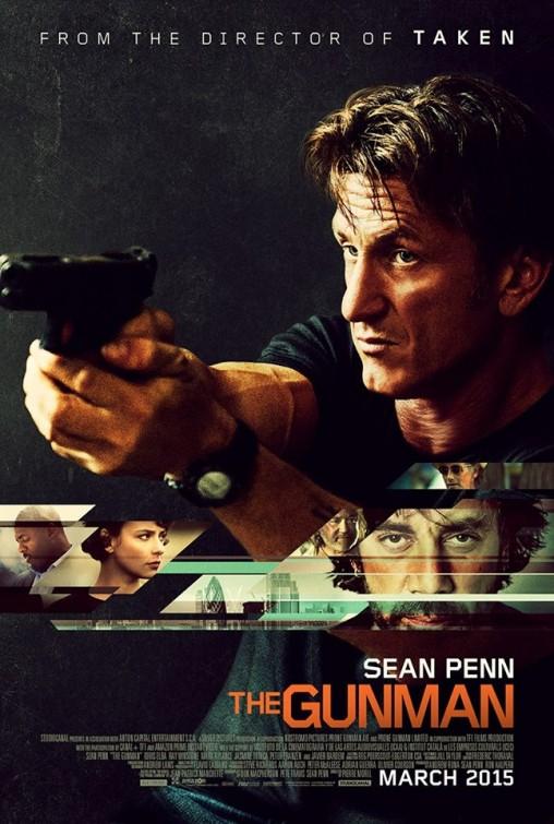 دانلود فیلم The Gunman 2015