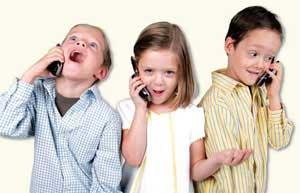 تلفن همراه,تلفن همراه برای کودک,موبایل کودک