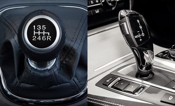مقایسه میزان مصرف سوخت گیربکس اتومات با گیربکس دستی