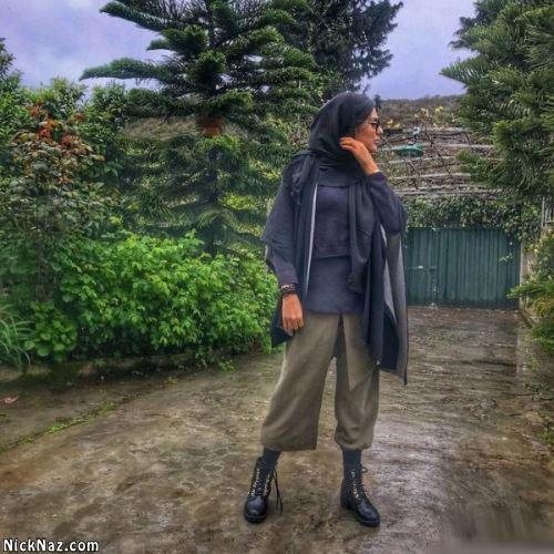 عکس های اینستاگرامی بازیگران زن
