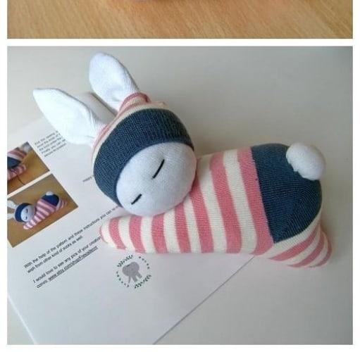مدل عروسک باجوراب
