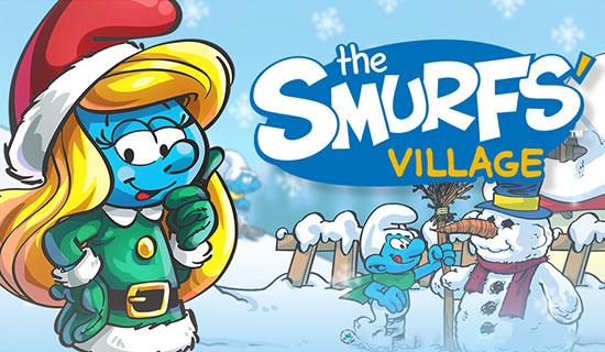 دانلود بازی Smurfs' Village برای اندروید