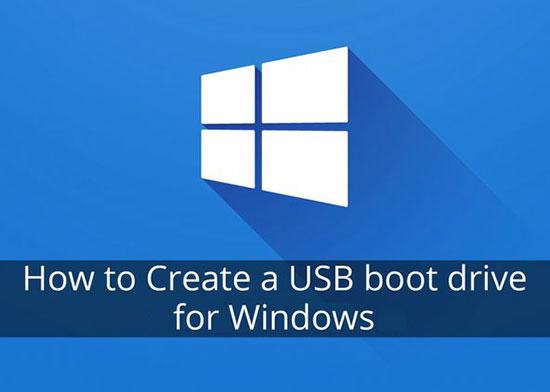 ساخت حافظه فلش بوتیبل Bootable USB Flash Drive