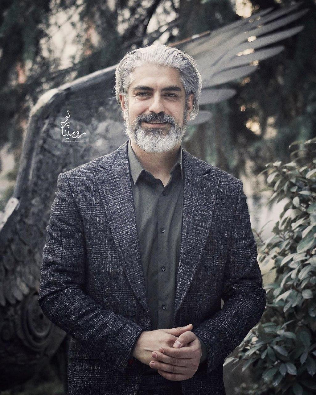 مهدی پاکدل در نمایشگاه عکس مکث روی سکوت
