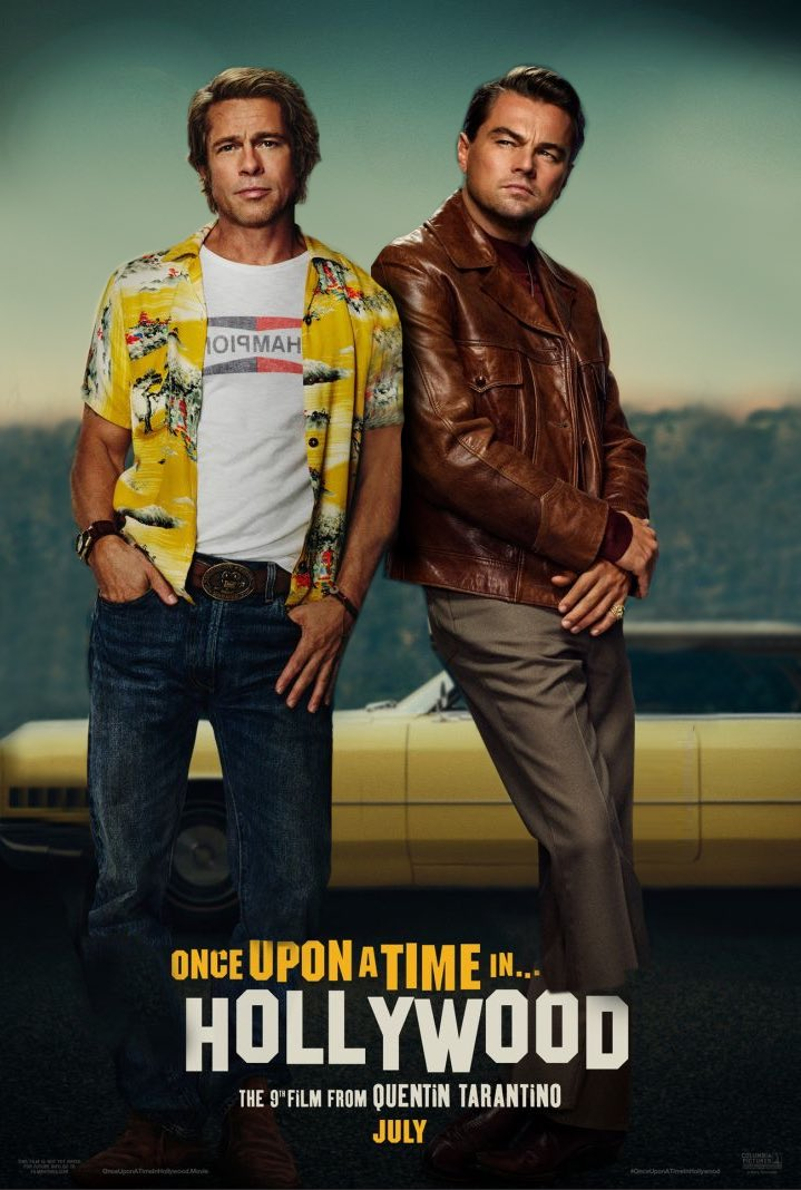 دانلود فیلم Once Upon a Time in Hollywood 2019