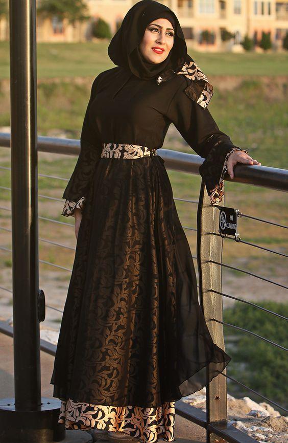 مدل لباس مجلسی بلند استین دار دخترانه