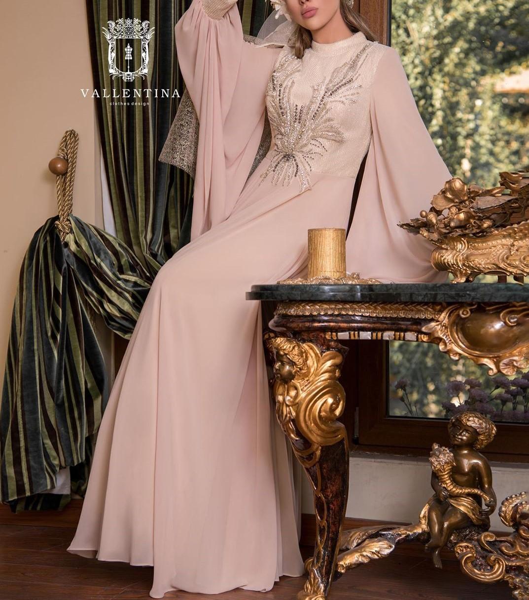 مدل لباس مجلسی بلند 2020