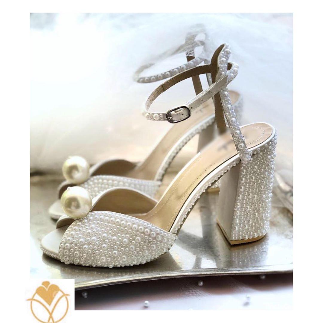مدل کفش عروس شیک