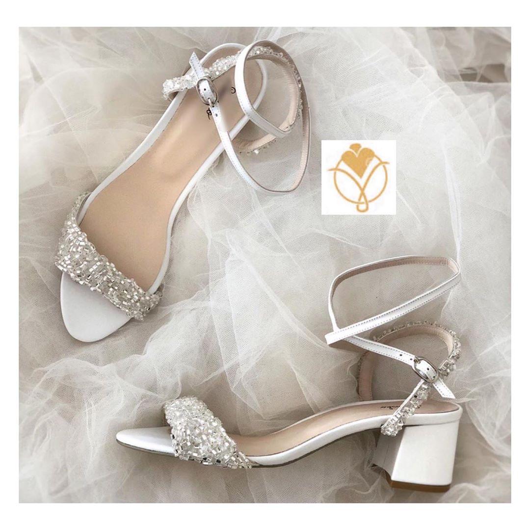 مدل کفش عروس در اینستاگرام
