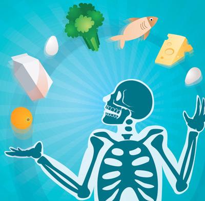 پیشگیری از پوکی استخوان،رژیم غذایی مضر پوکی استخوان