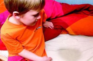 عوامل شب ادراری در کودکان