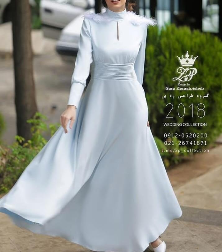مدل لباس عروس ایرانی ۹۸