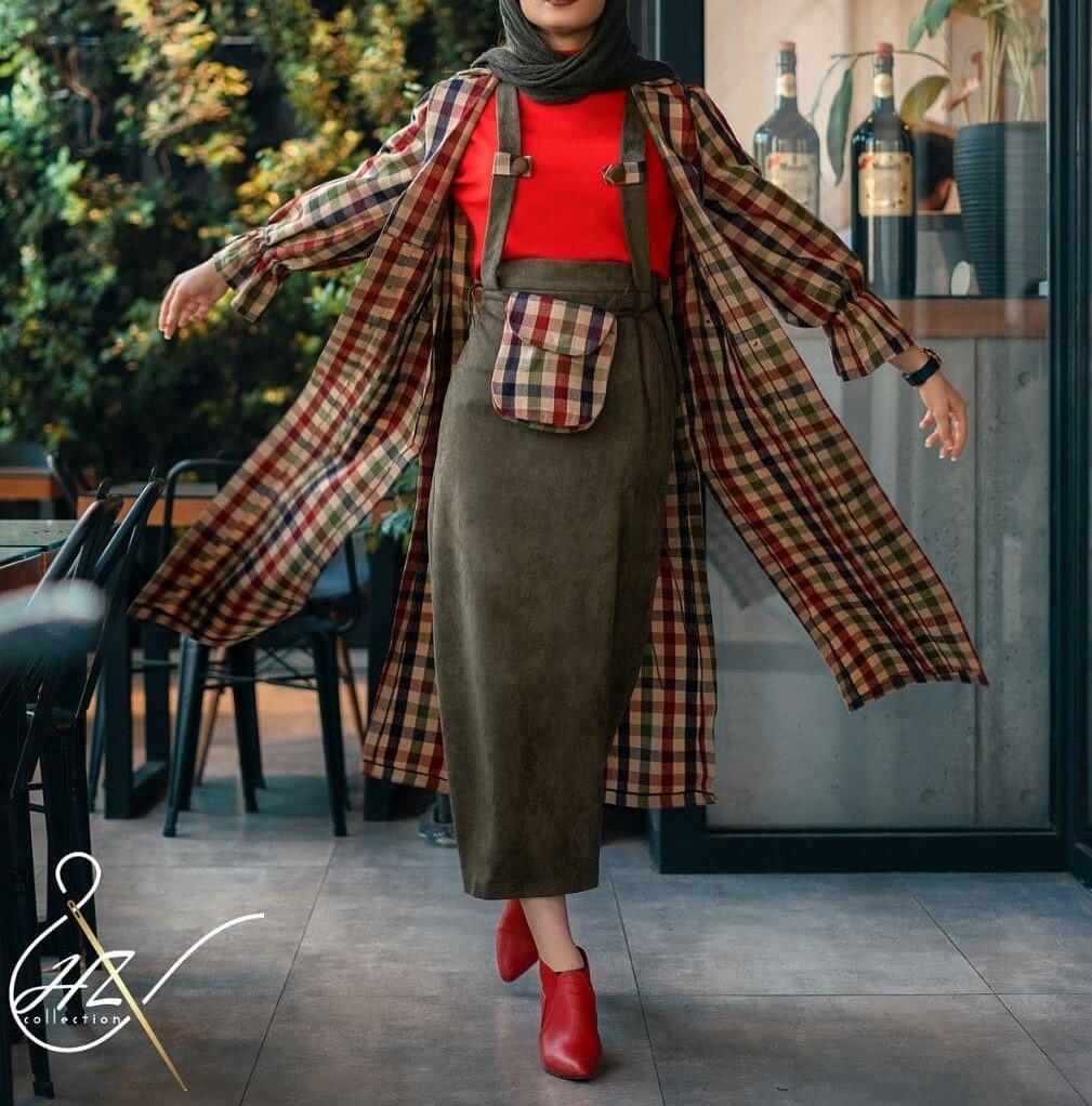مدل مانتو لاکچری دخترانه جدید
