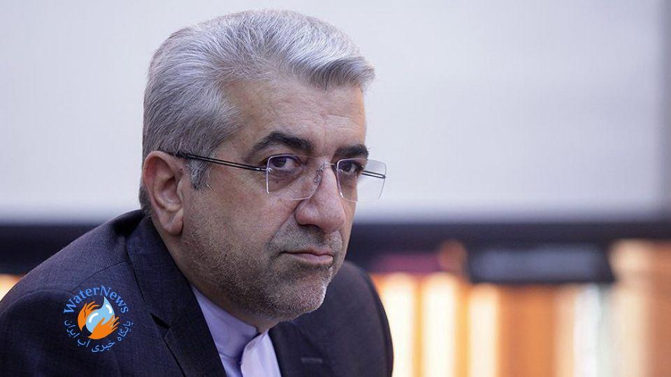 وزیر نیرو دوشنبه به رفسنجان سفر میکند