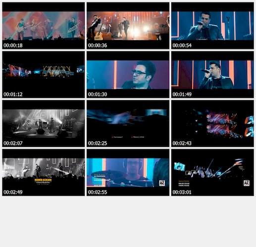 دانلود موزیک ویدیو جدید حمید عسکری به نام خوشبختی(اجرای زنده)