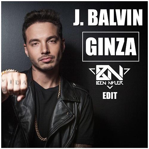 دانلود آهنگ  J. Balvin به نام   Ginza