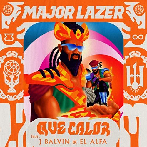 دانلود آهنگ  MAJOR LAZER & J BALVIN & EL ALFA به نام  Que Calor