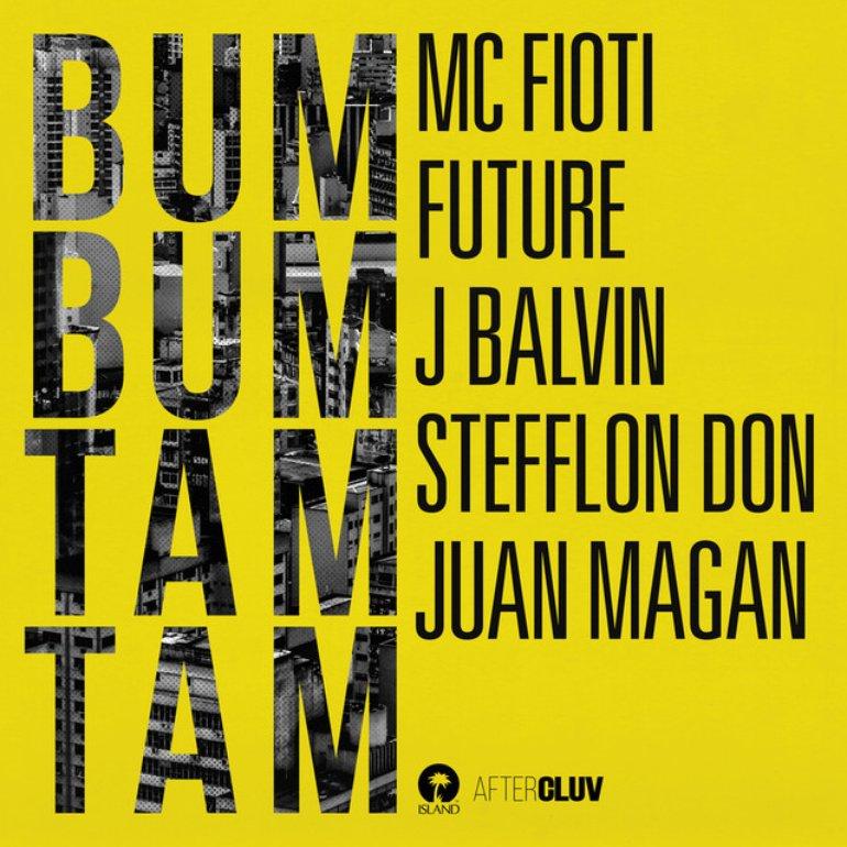 دانلود آهنگ  MC FIOTI & JUAN MAGAN & FUTURE & STEFFLON DON & J BALVIN  به نام  Bum Bum Tam Tam