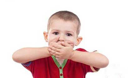بدزبانی کودکان،مقابله با بدزبانی کودک