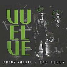 دانلود آهنگ Daddy Yankee & Bad Bunny به نام Vuelve