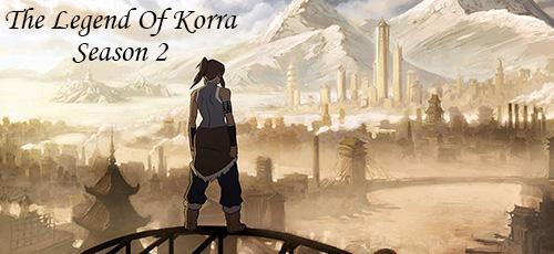 دانلود انیمیشن زیبای افسانه ی کورا Avatar: The Legend of Korra فصل دوم با دوبله فارسی