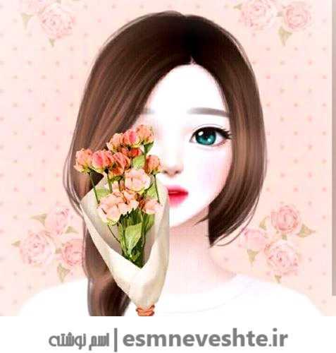 عکس های نقاشی دخترانه برای پروفایل 2020