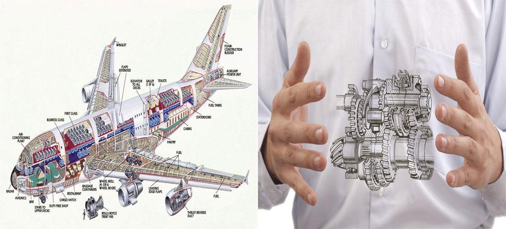معرفی رشته مهندسی هوا فضا