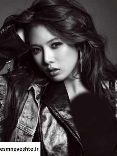 آلبوم عکس های زیباترین دختران کره ای 2021