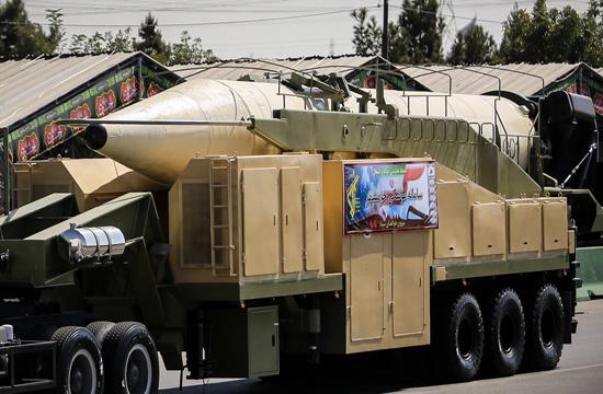دقیقترین موشک جمهوری اسلامی ایران به گواه آمار