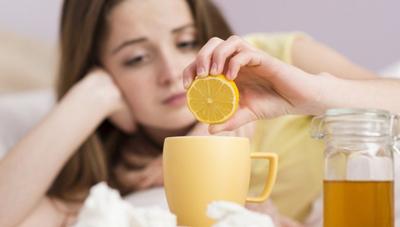 روش ساده پیشگیری از سرماخوردگی، آبریزش بینی