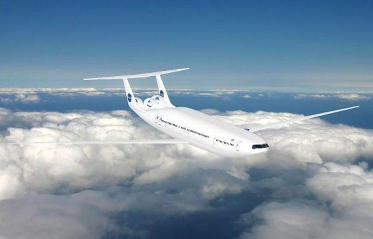 هواپیما آینده به چه شکل خواهند بود؟
