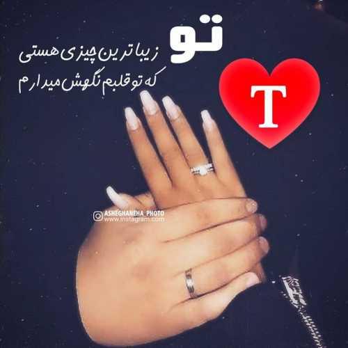 دوستت دارم T