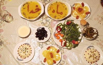 خوردن سحری، روزهداری و تشنگی