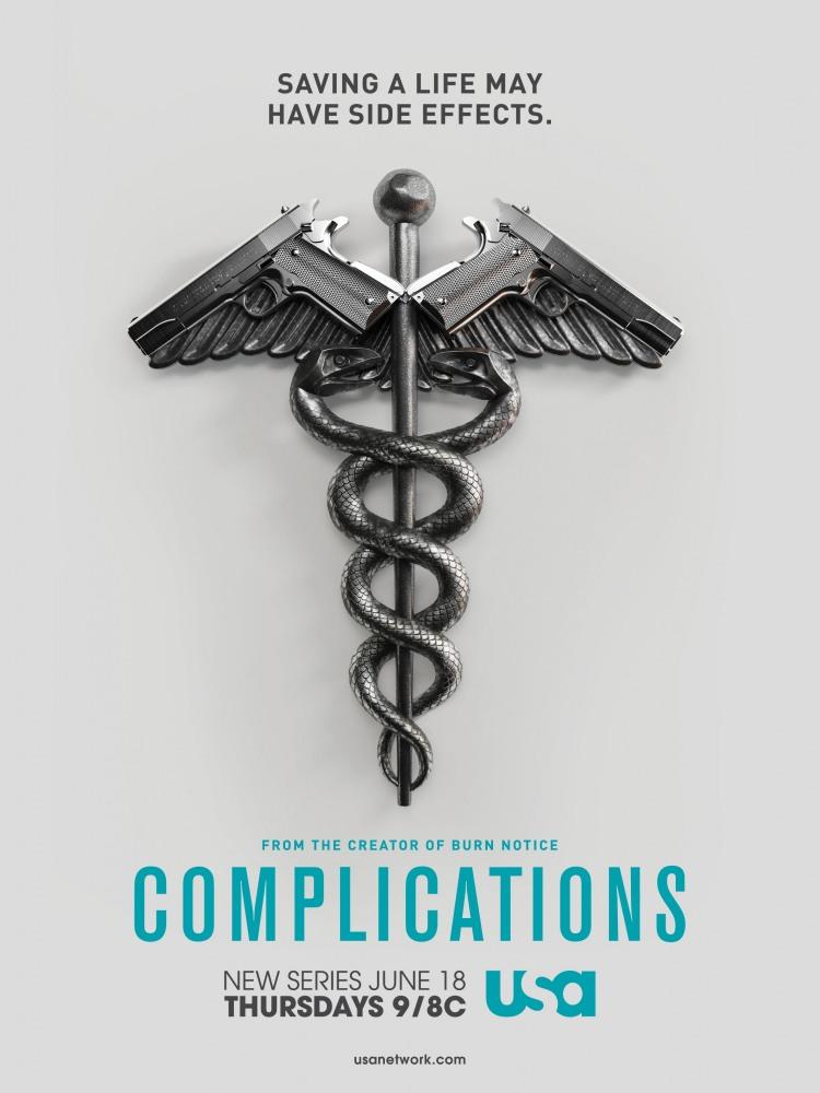 دانلود سریال Complications 2015 فصل ۱ قسمت ۱ و ۲