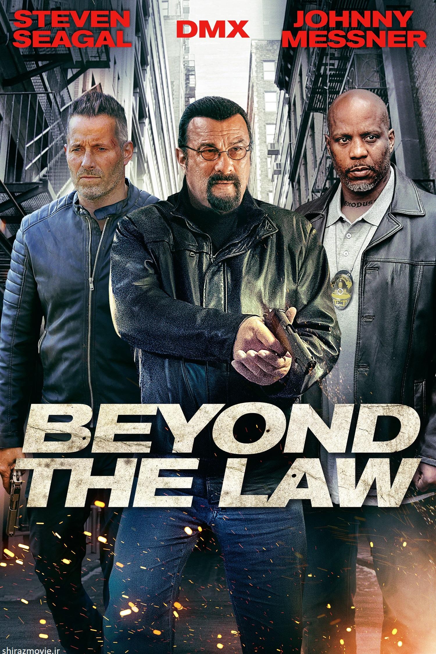 دانلود فیلم Beyond the Law 2019 فراتر از قانون با زیرنویس فارسی
