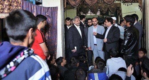 بازدید سرزده دادستان تهران از زندان تهران بزرگ