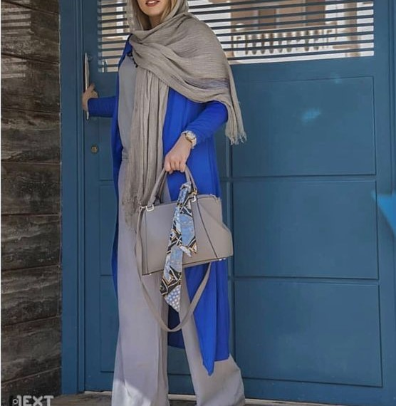 مدل مانتو عید جدید اینستاگرام