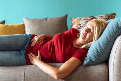 علت درد قاعدگی,درد تخمدان در زمان پریود