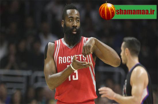 رکورد جدید جیمز هاردن در NBA,رکورد جدید هیوستن راکتس, رکورد جدید جیمز هاردن رکورد جدید جیمز هاردن,جیمز هاردن رکورد 3 امتیازی,رکورد سه امتیازی جدید جیمز هاردن