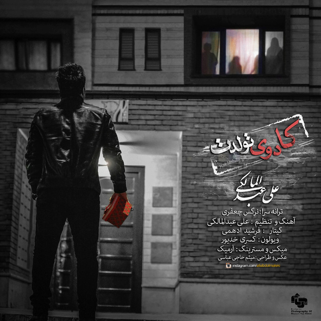 علی عبدالمالکی - کادوی تولدت