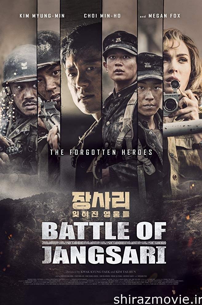 دانلود فیلم The Battle of Jangsari 2019 نبرد جانگساری با زیرنویس فارسی