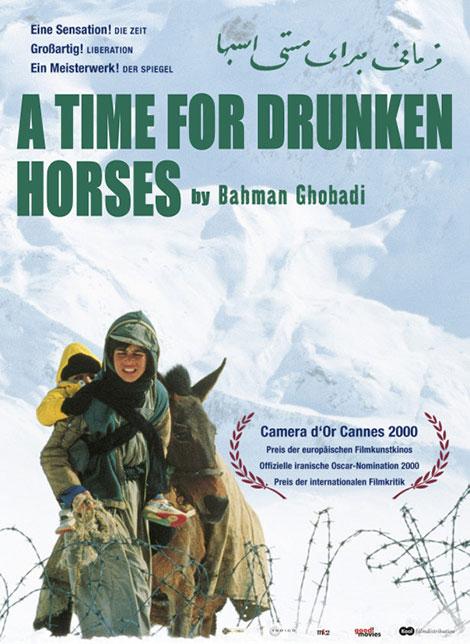 دانلود فیلم زمانی برای مستی اسب ها با کیفیت عالی