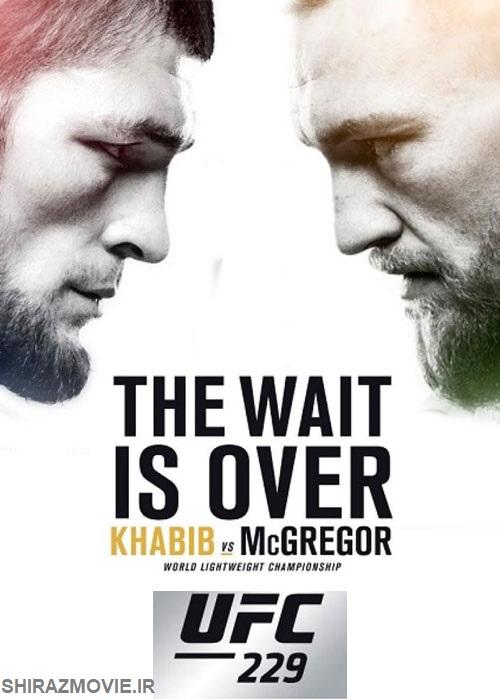 دانلود مسابقه حبیب و کانر مکگرگور UFC Tournament Khabib vs McGregor