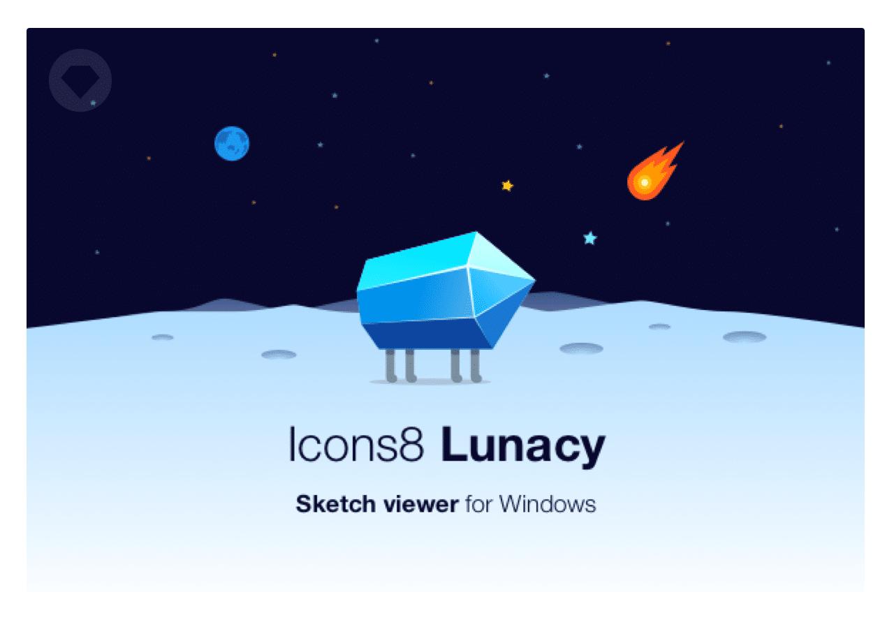 دانلود نرم افزار کاربردی lunacy