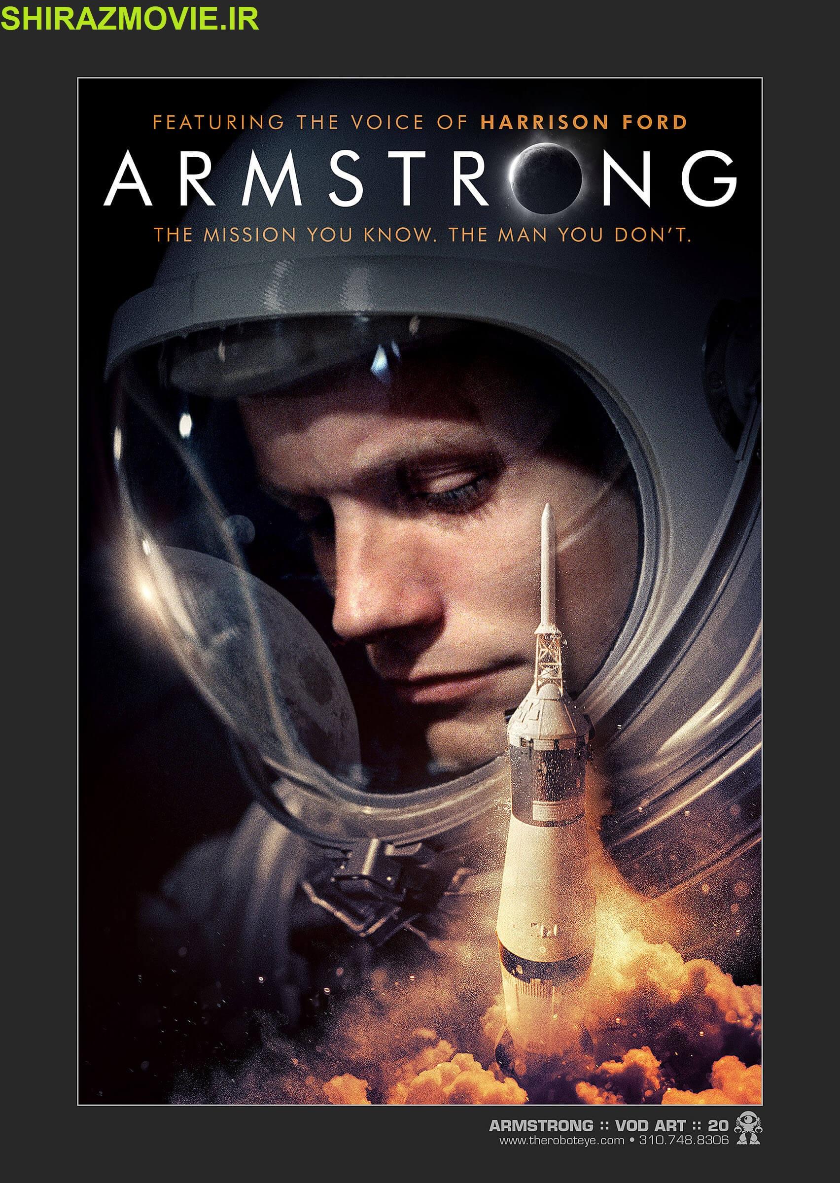 دانلود فیلم Armstrong 2019 آرمسترانگ با زیرنویس فارسی