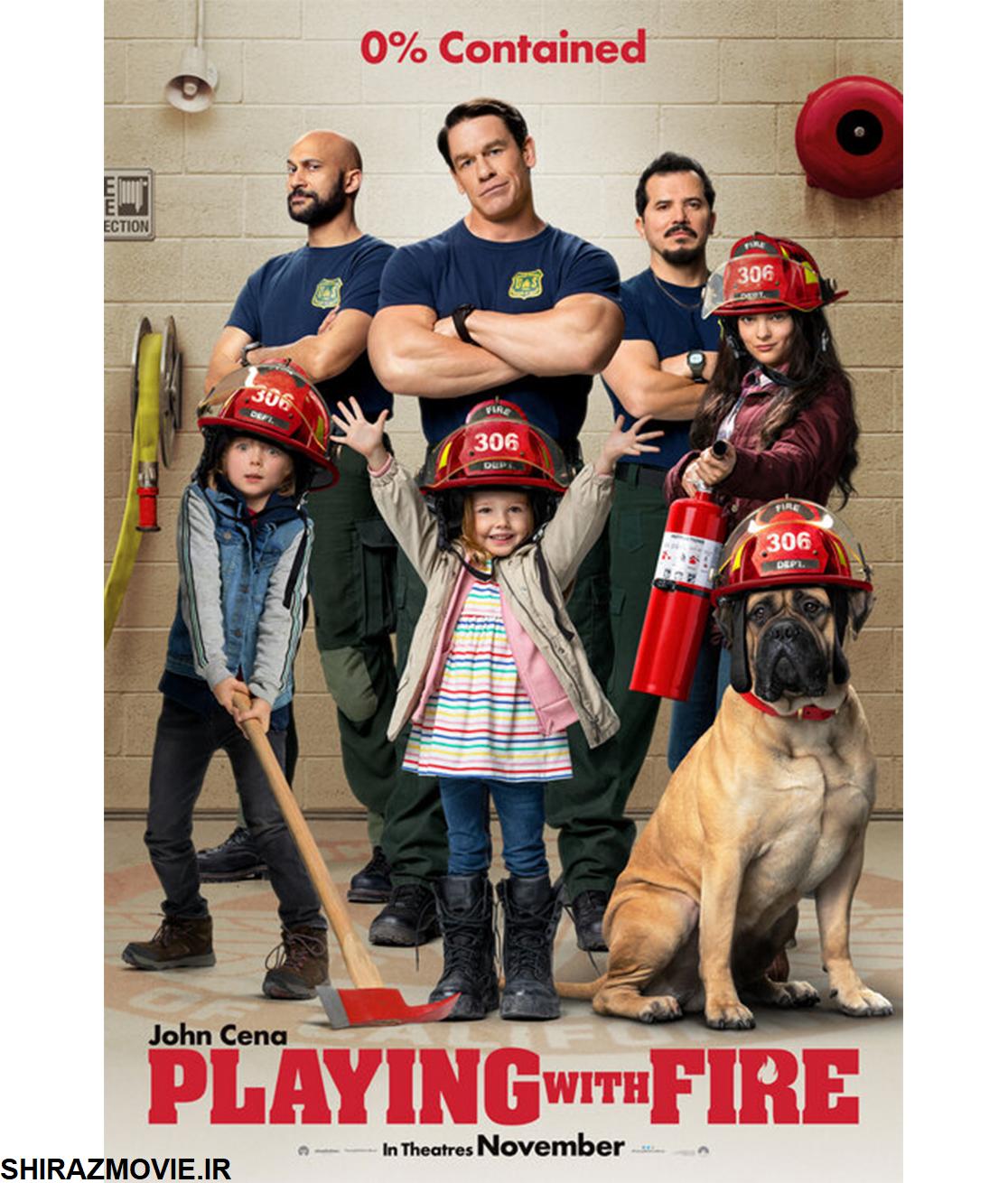دانلود فیلم Playing with Fire 2019 بازی با آتش با زیرنویس فارسی