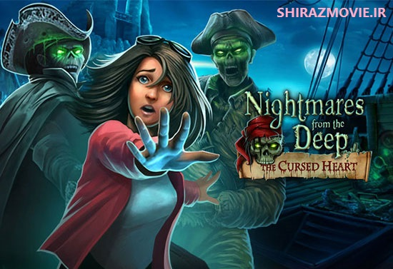 دانلود بازی Nightmares from the Deep: The Cursed Heart